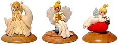 Angels & Saints Miniature Figurines
