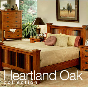 Heartland Oak Collection