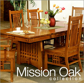 Mission Oak Collection