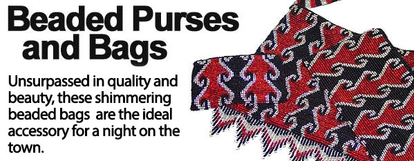 Beaded Purses and Bags