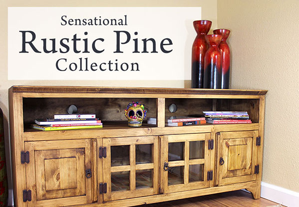 Rustic Pine Furniture