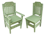 Southwest Rustic Chairs