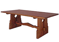 Southwest Rustic Dining Tables
