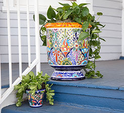 Talavera Planters - TP180 and TP032