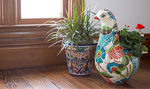 Talavera Planters - TP180 and TCTP370