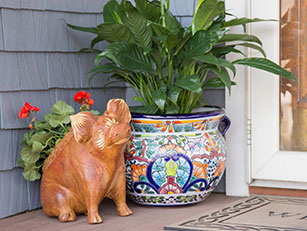 Talavera Planters - CBP005 and TP150