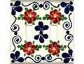 Talavera Switch Plates