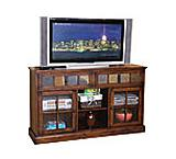 Santa Fe Inlaid TV Console