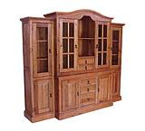 Durango Armoire w/ Patricio Side Towers
