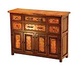 Francisco 4-Door Dresser