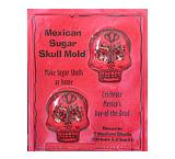 Oaxacan Medium Sugar Skulls Mold