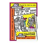 Day of the Dead Coloring Cards & Crayons
