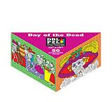 Day of the Dead 2-Sided Puzzle for Kids