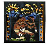 Southwest Tile Mural