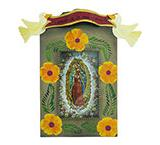 Bless my Family Virgen de Guadalupe Nicho