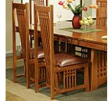 Mission Oak Side Chair