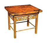 Petroglyph End Table