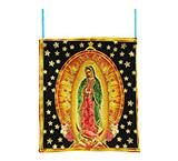 Virgin of Guadalupe Cotton Purse with Strap