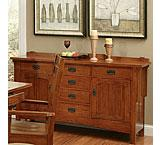 Heartland OakSix-Drawer Sideboard