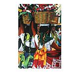 China Oaxaquena Oil Painting on Canvas