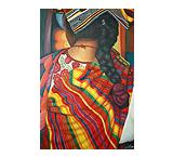 Posahuaco Oil Painting on Canvas