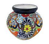 Deep Talavera Wall Planter