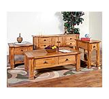 Rustic OakTable Set