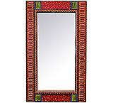 Rectangular Chilis Mirror