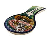Day of the Dead Spoon Rest