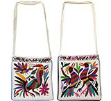 Embroidered Otomi Handbags