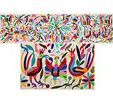 Jungle Animals Fino Quality Otomi Runner