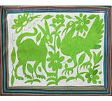Green AnimalsOtomi Pillow Cover