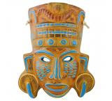 Clay Mask:Mayan Priest