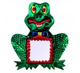 Frog Ornament w/ Mirror