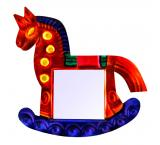 Rocking Horse with Mirror