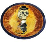 Day of the Dead Talavera Sink