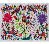 El Quetzal Fino Quality Otomi Tapestry