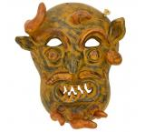 Clay Mask: Tastuan Devil