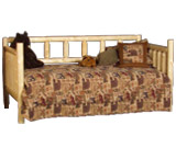 Northwoods Twin Day Bed w/ Trundle