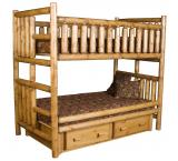 Northwoods Bunk Bed w/ Drawers