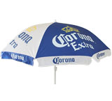 Corona Extra Beach Umbrella