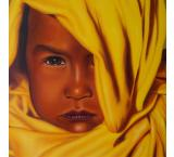 Sol NacienteOil Painting on Canvas
