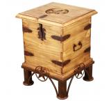 Five Star End Table Trunk