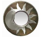 Two-Tone Eclipse Mirror