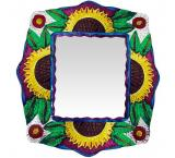 Sunflowers Mirror