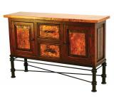 2-Door/2-Drawer Jessica Console Table