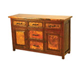 Francisco 5-Drawer Sideboard