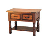 French Sideboard w/Shelf