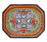 Large Octagonal Tray