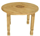 Round Julio Star High-Top Table